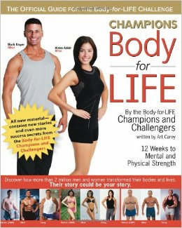 Body for Life Magazine with Personal Trainers